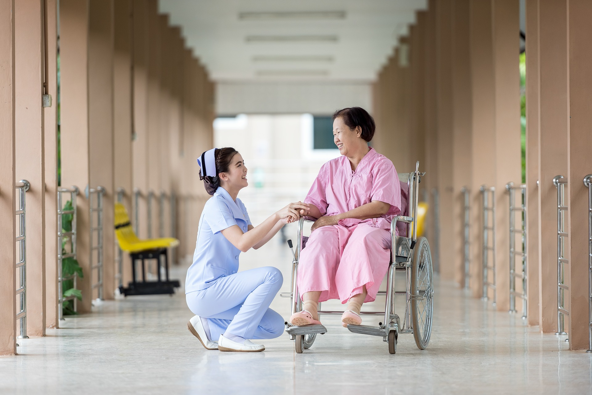 NURSING, GERIATRIC ATTENDANTS & HOUSEKEEPERS